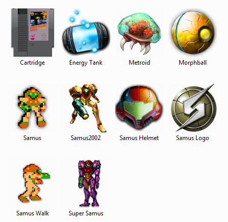 14 Nintendo Icons For Desktop Images