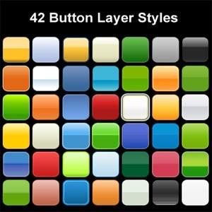 Photoshop Button Styles