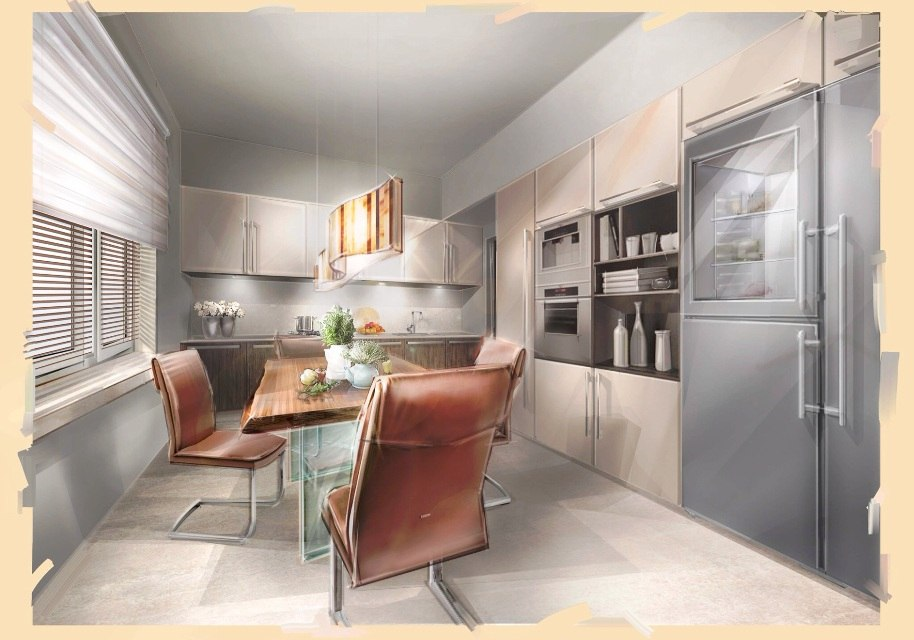 Photoshop Interior Design