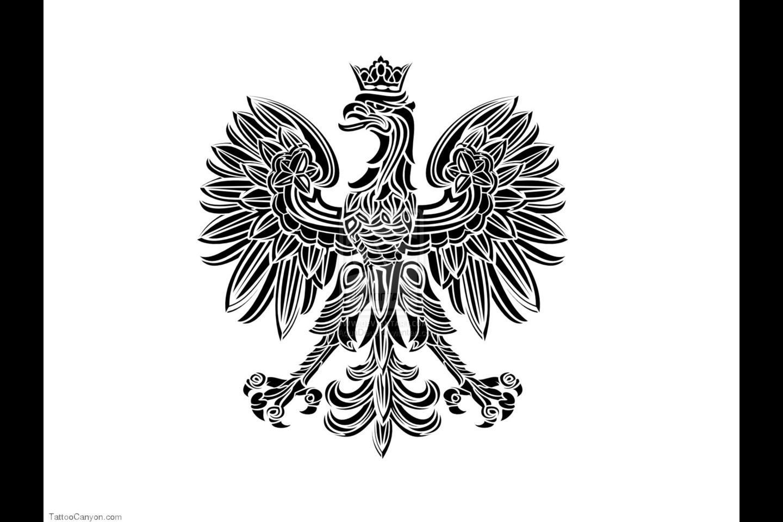 Polish Eagle Clip Art
