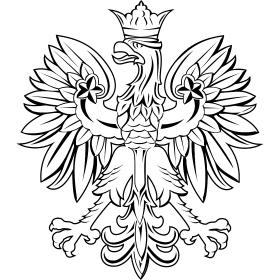 Polish Eagle Drawing