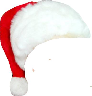 14 Santa Claus PSD Hat Images