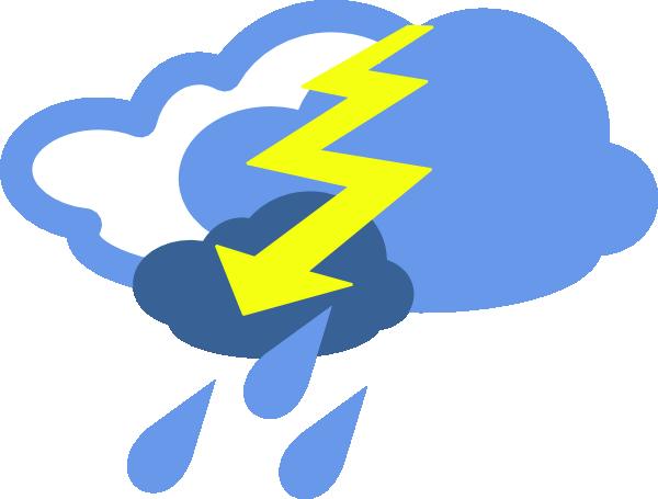 Severe Weather Symbols Clip Art