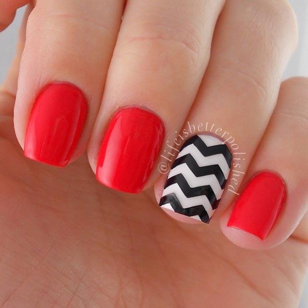 Short Nail Design