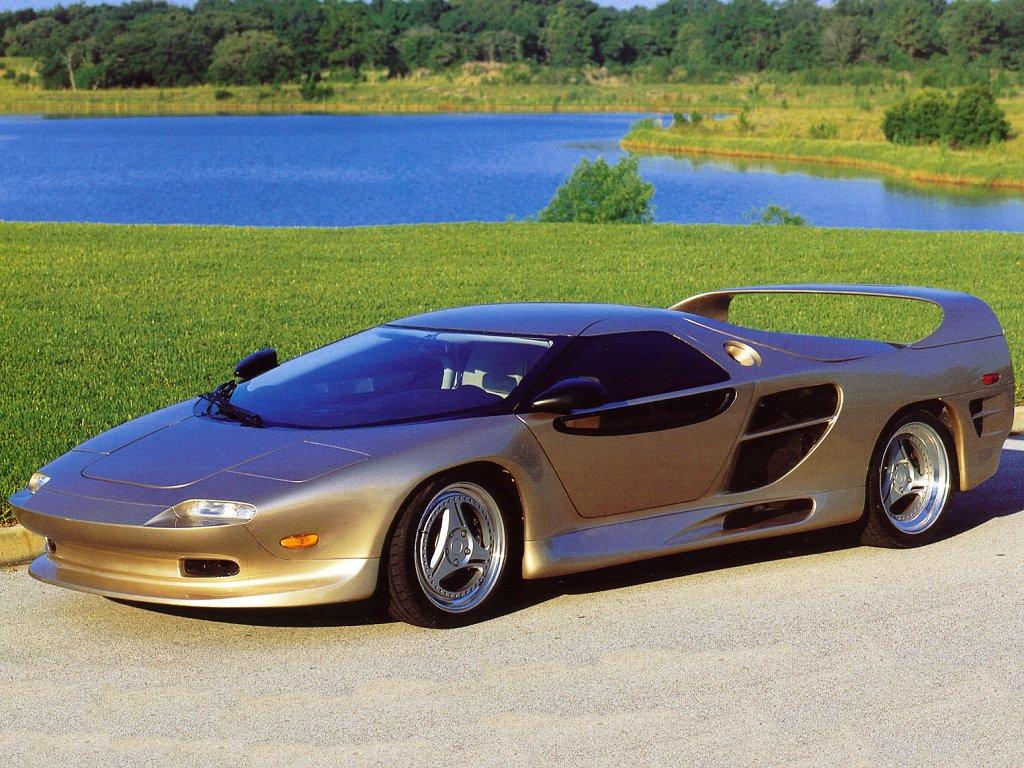 Sports Car Vector M12