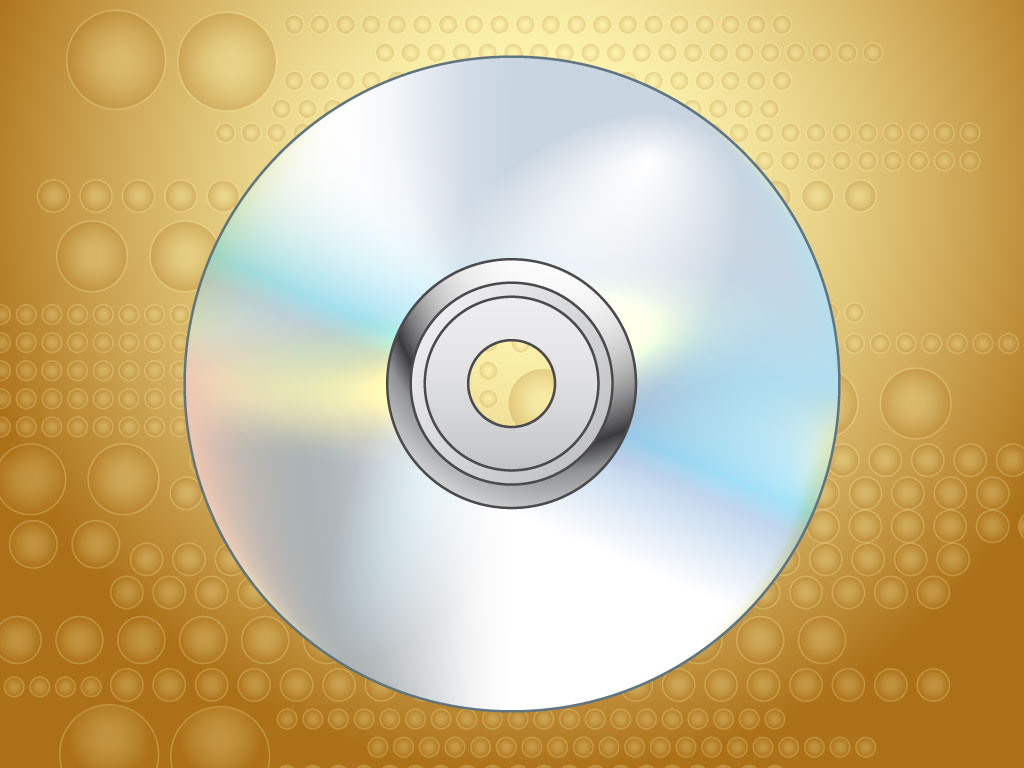11 DVD Disc Vector Images