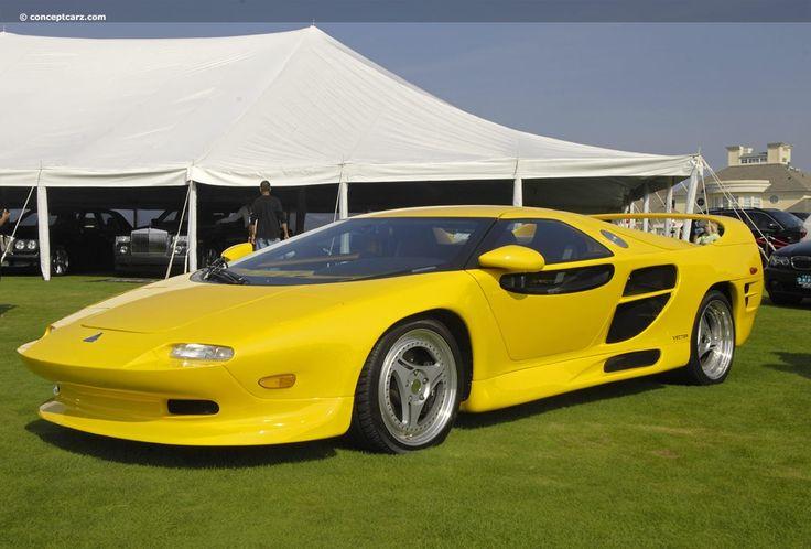 Vector M12 Car