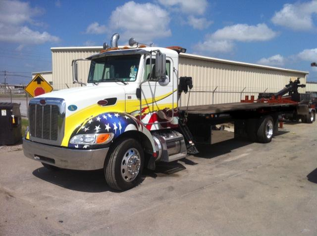 Wrecker Tow Truck Graphics