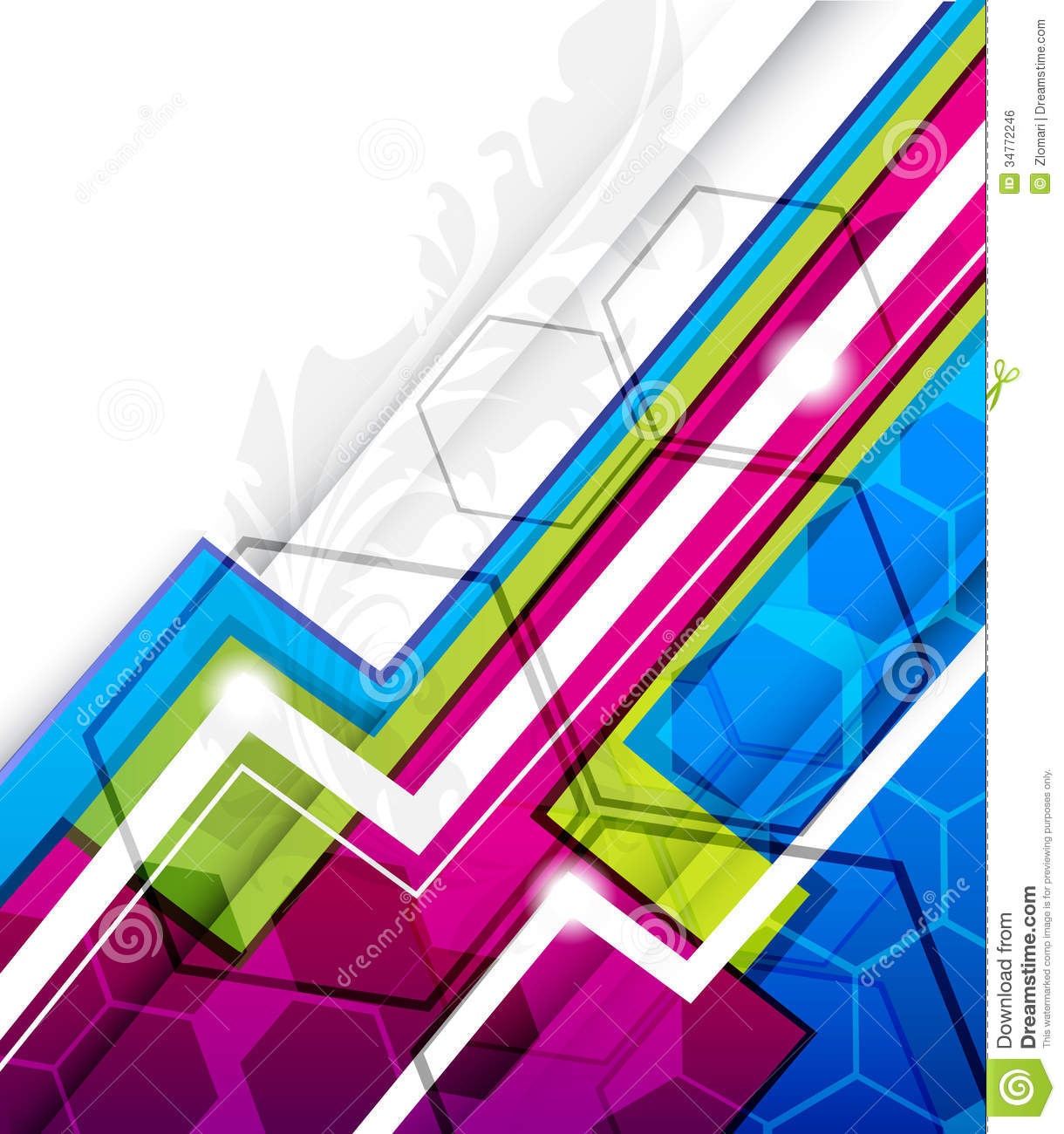 abstract background vector - photo #22