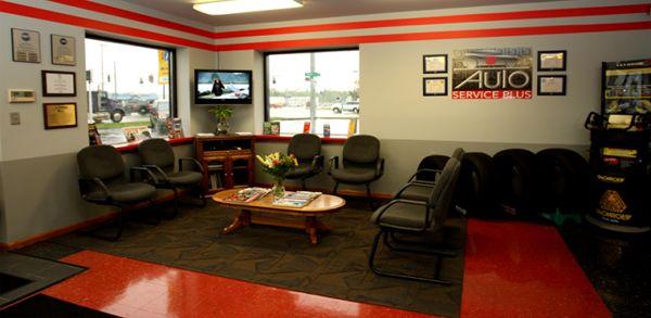 14 Automotive Waiting Room Design Images - Auto Repair ...