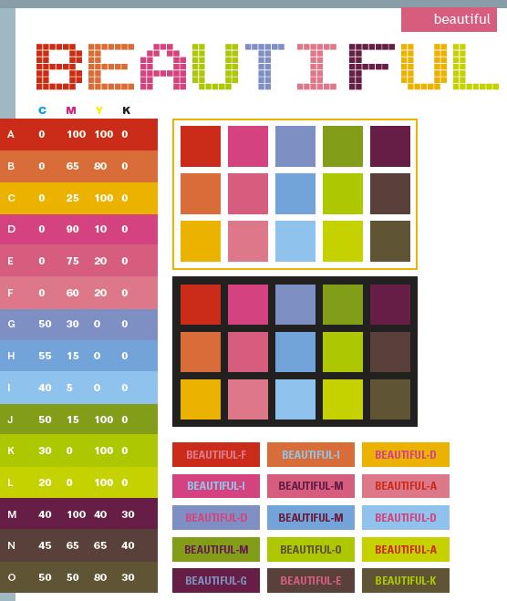 Beautiful Color Scheme