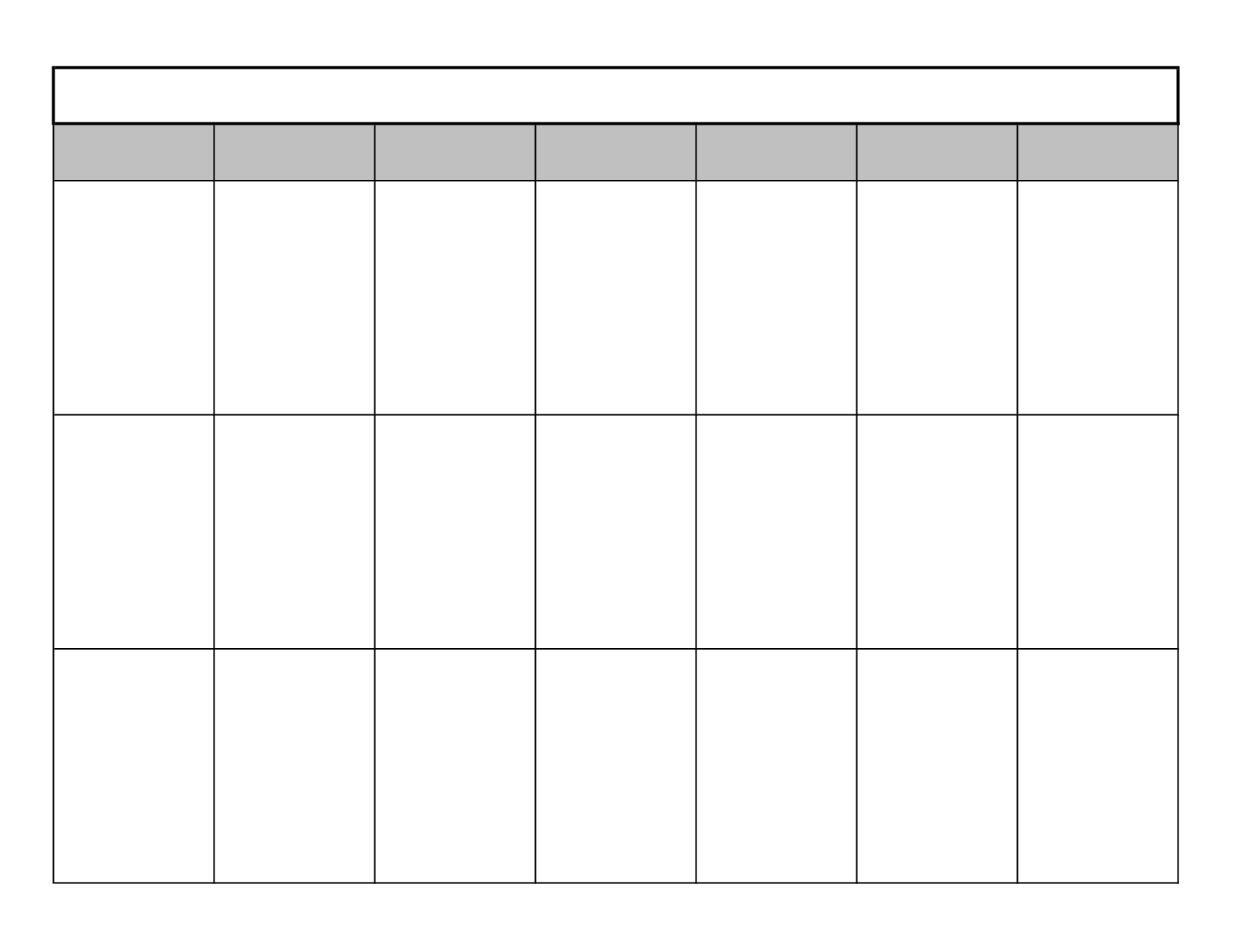 picture relating to Blank Weekly Calendar Template named 16 Blank Printable Weekly Calendars Templates Pictures - Blank