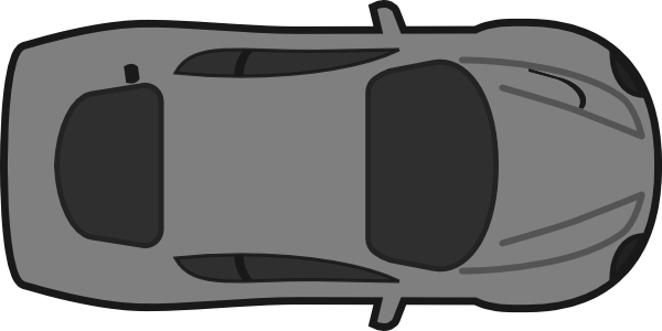 16 Car Icon Overhead Images