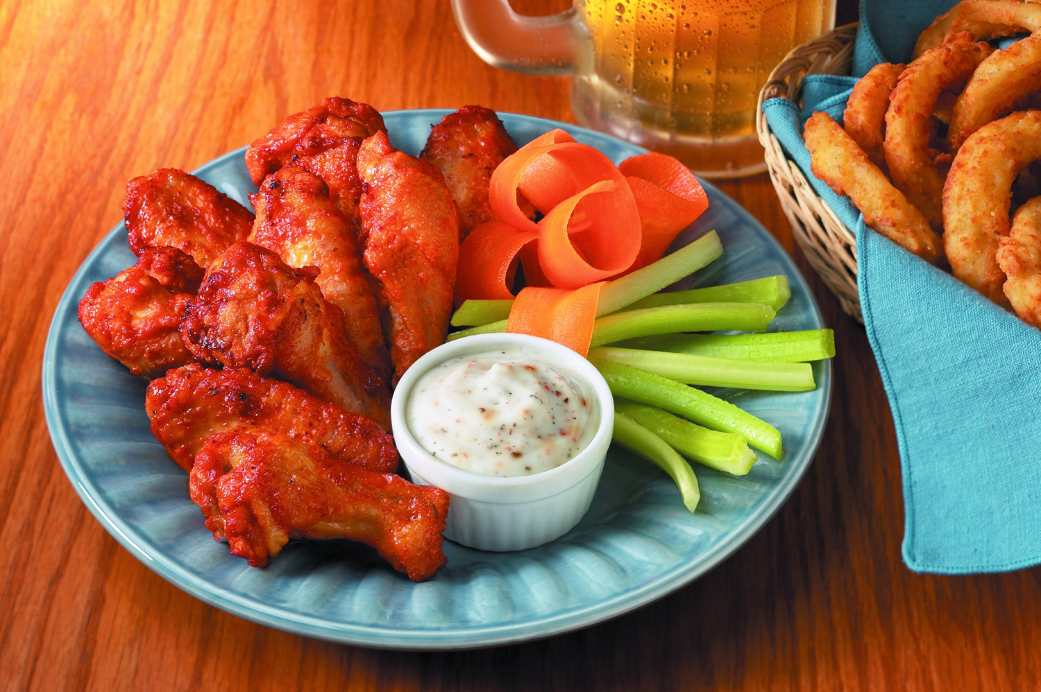 12 Chicken Wing Icon Images