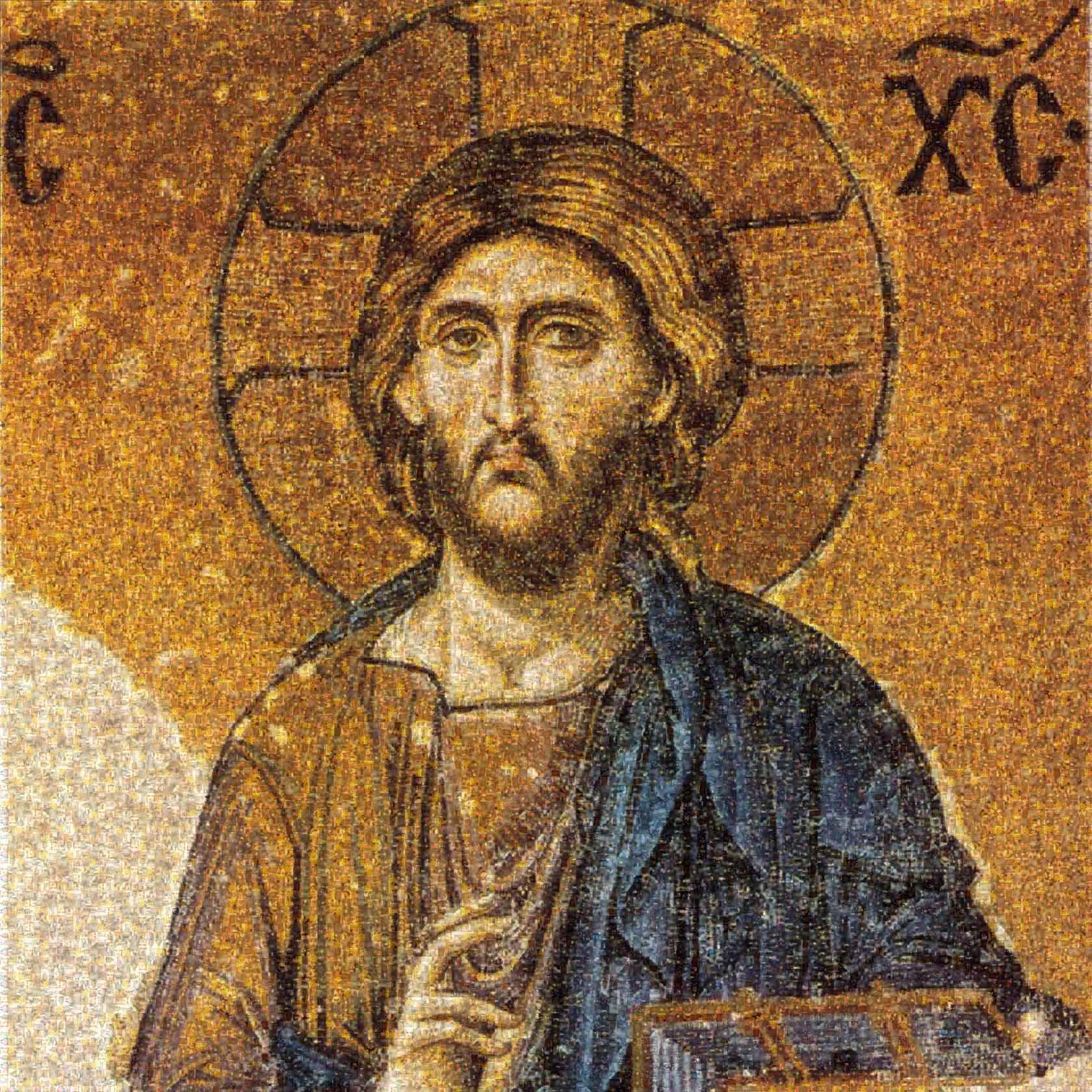 15 Mosaic Religious Icons Byzantine Images