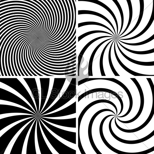 10 Circle Swirl Vector Images Free Circle Graphics Images