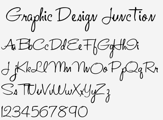 Designer Fonts Free Download