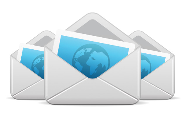 16 Email Icon PSD Images