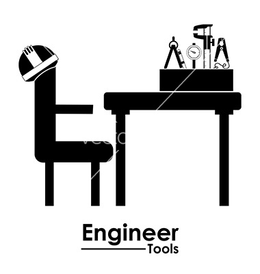 6 Vector Engineer With Plans Images