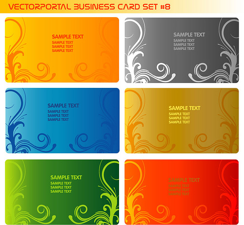 Free Business Card Designs