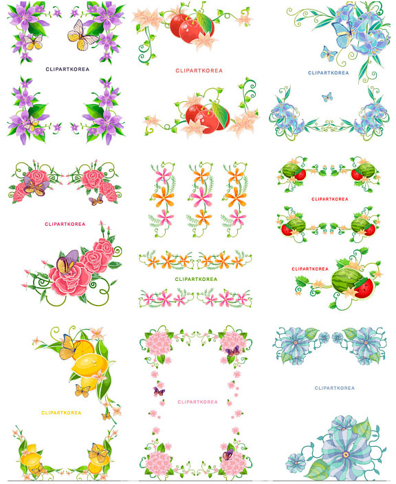 Free Clip Art Flower Vector