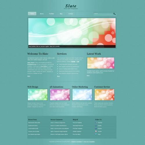 Free Dreamweaver Web Design Templates