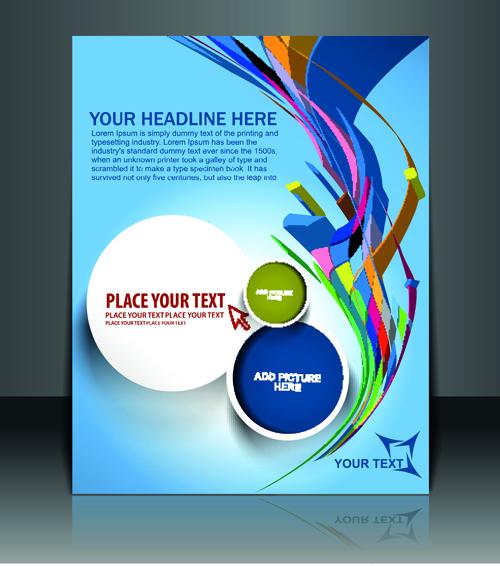 Free Magazine Cover Design Templates