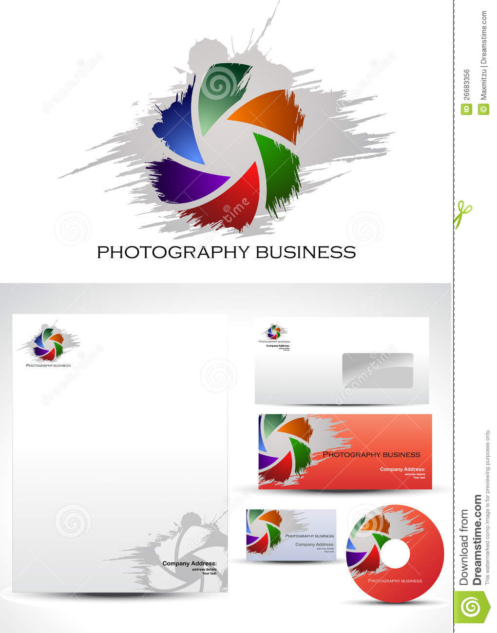 Photography logo design templates militaryalicious photography logo design templates wajeb Images