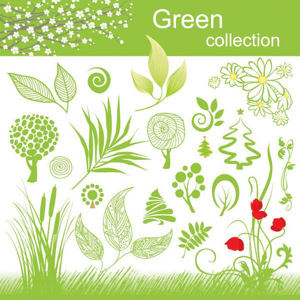 19 Plant Vector Art Images
