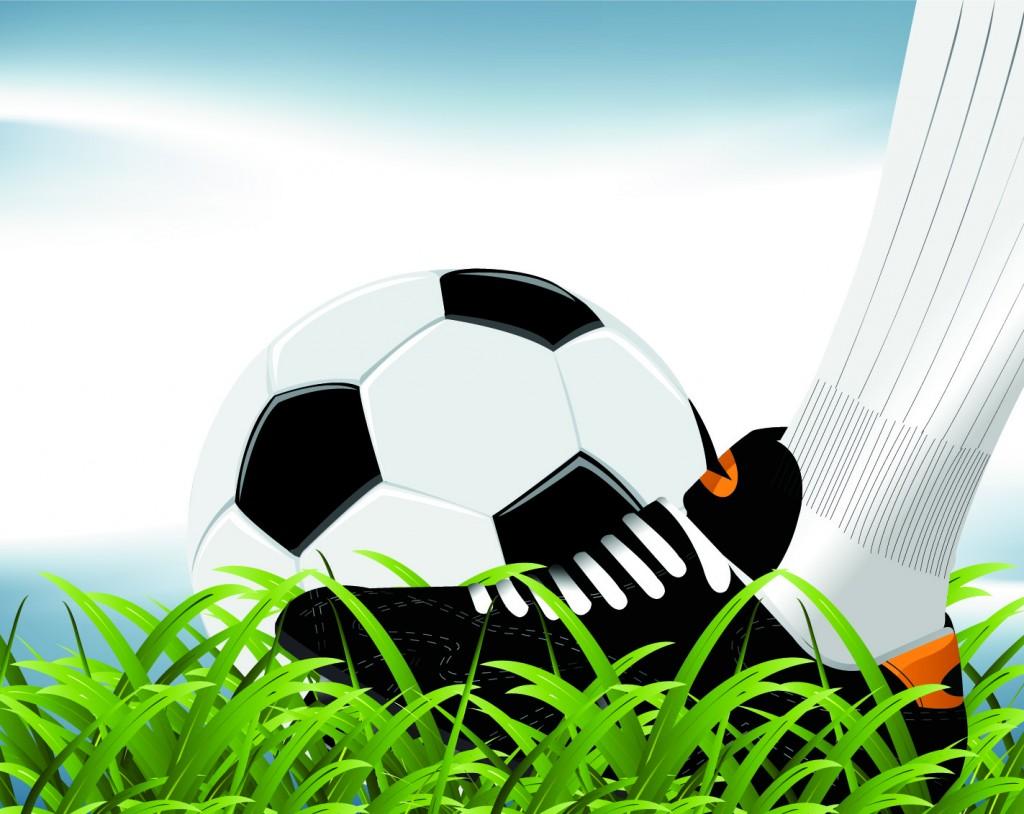 Free Soccer Vector Art