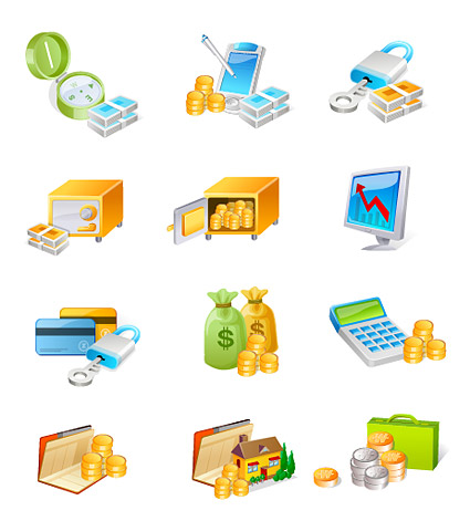 15 Finance Investment Icon Vector Ai Images