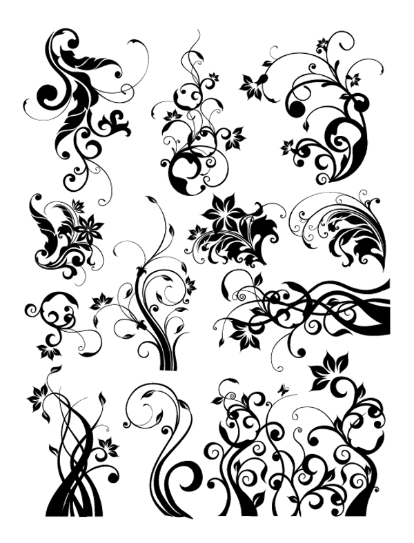 17 free vector scroll designs images free scroll vector clip art
