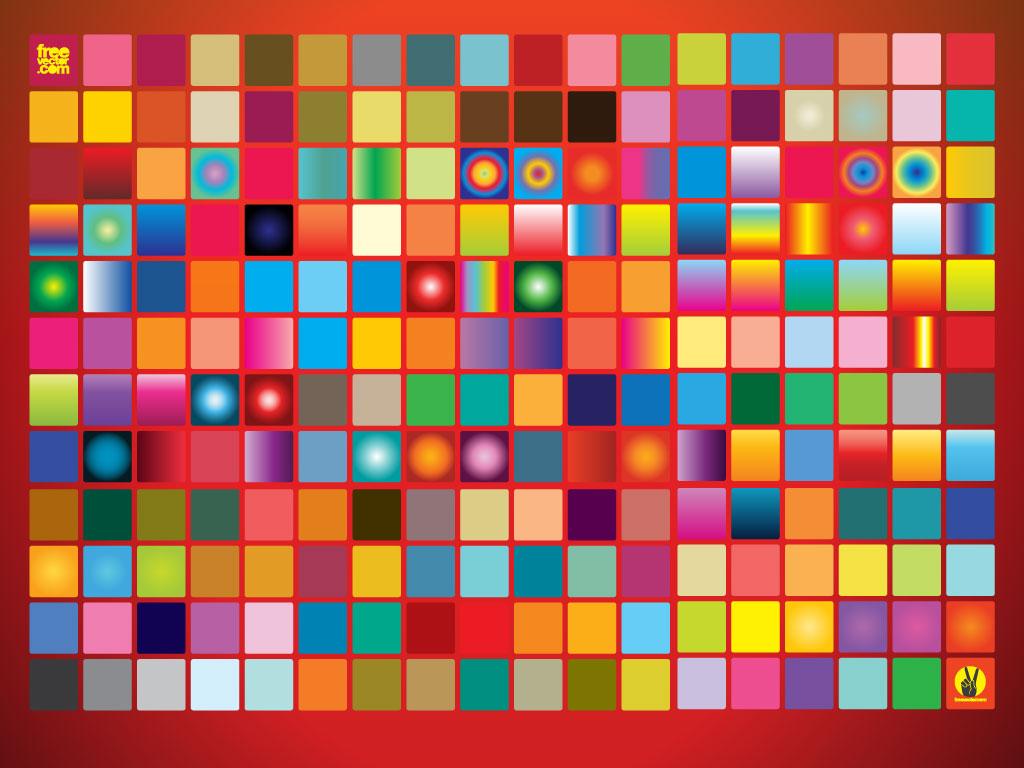 Graphic Design Color Palettes