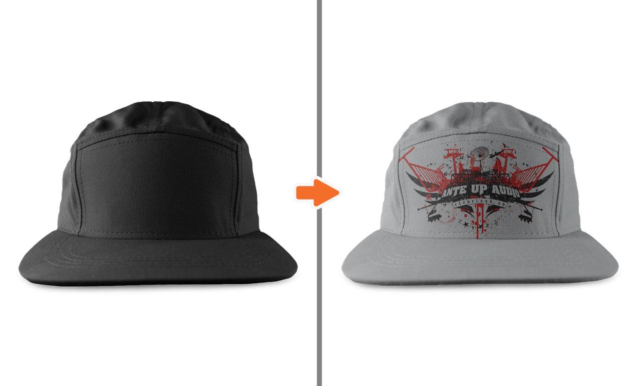 Hat Mockup Templates Photoshop