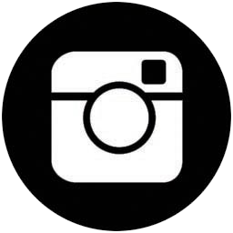 Instagram Logo Black Circle