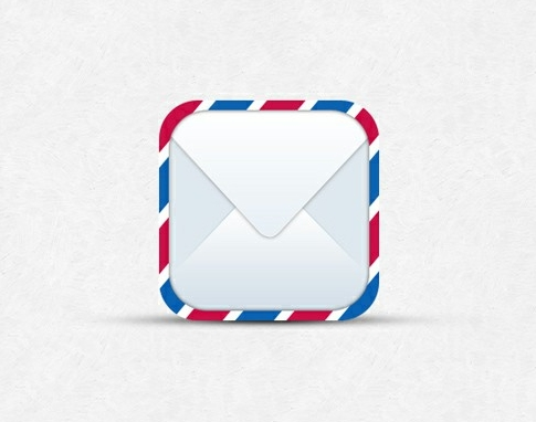 iOS Mail Icon