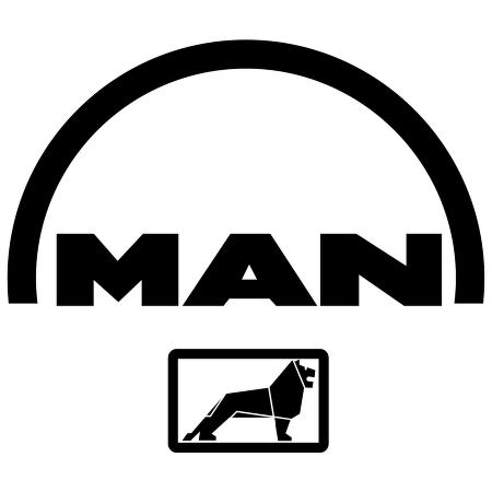 Man Logo Vector
