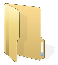 Microsoft Windows Folder Icons