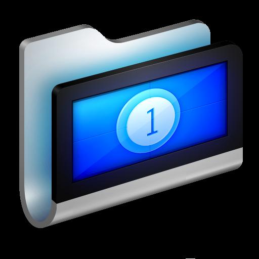 12 3D Folder Icon PNG Templat Images - Download Folder ...