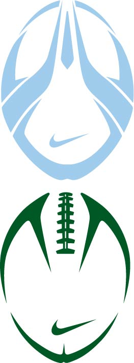 Nike Football Logo Vector