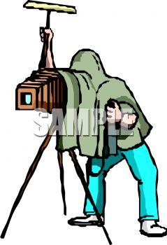 Old Cameras Clip Art Free