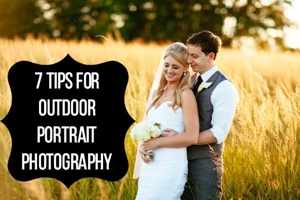 6 Outdoor Portrait Photography Images