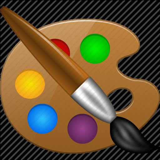 Paint Palette Icon