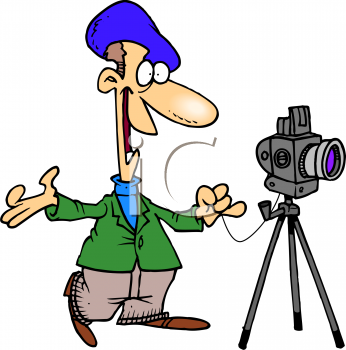 17 Photography Clip Art Cartoon Images