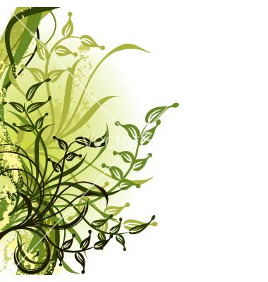 Plant Vector Art Design