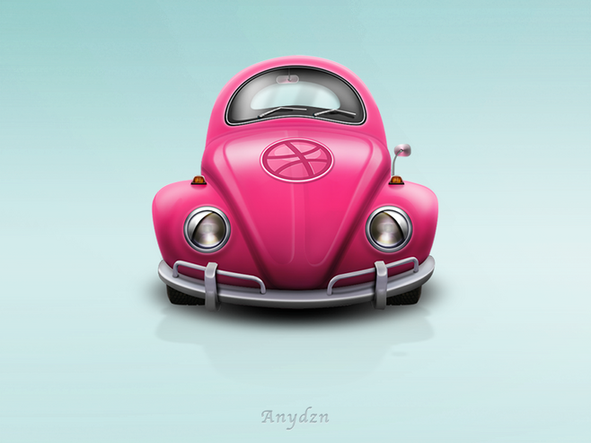 12 3D Desktop Icons Cars Images