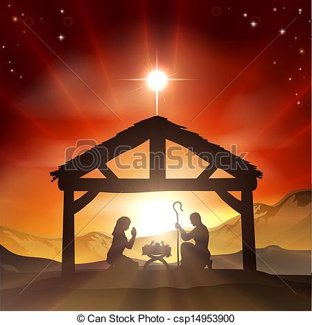 13 Religious Christmas Icons Free Images