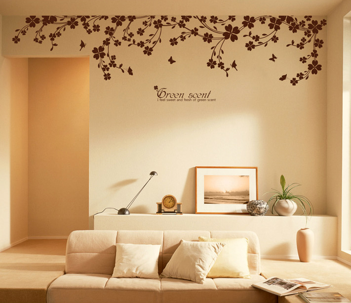 16 Wall Decal Designs Images - Wall Art Decals Designs ...