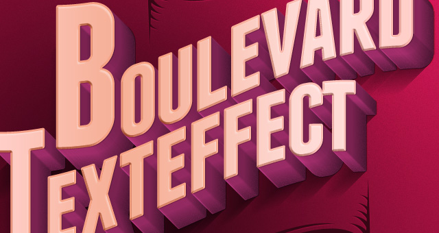 19 PSD Type Effects Images