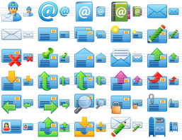 18 Small Email Icons Free Images